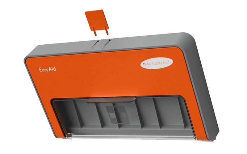 actiomedic-easyaid-pflasterspender-diebstahlsicherung-diebstahlschutz