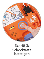 AED 3100 Defibrillator Nihon Kohden}