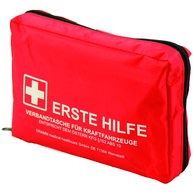 KFZ-Verbandtasche nach KFG § 102}