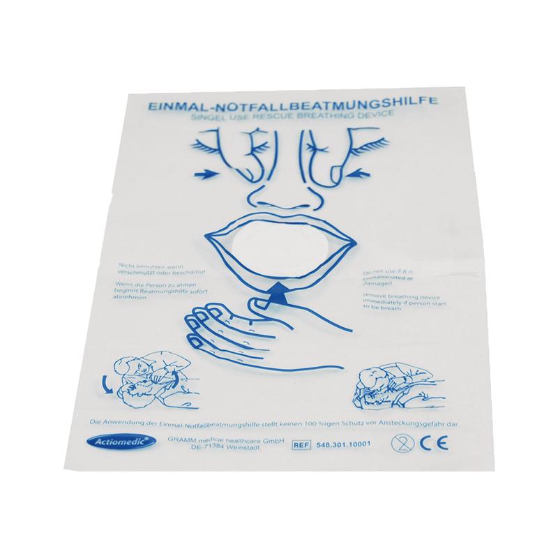 ACTIOMEDIC® MediSave Notfall-Beatmungstuch}