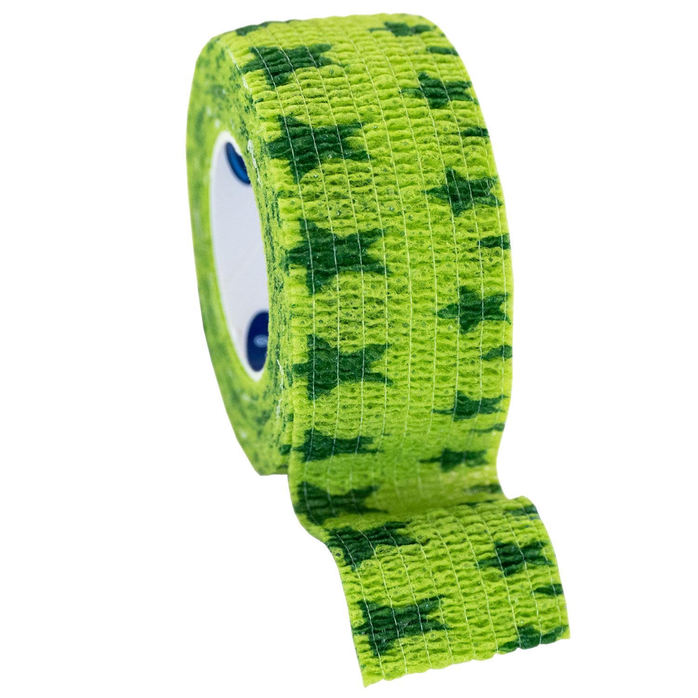 ACTIOMEDIC® Schnellverband KIDS, grün, 2,5 cm x 4,5 m}