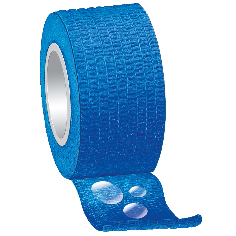 ACTIOMEDIC® AQUATIC  Schnellverband, blau, 3 cm x 7 m, im Verkaufsdisplay mit 16 Stück}