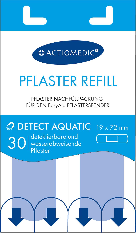EasyAid Refill Strips 19 x 72 mm DETECT/AQUATIC}