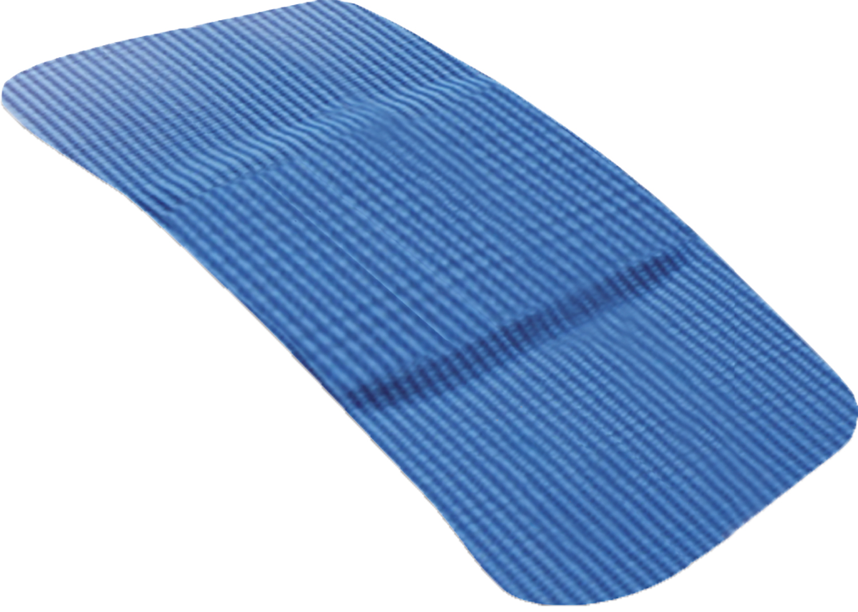 ACTIOMEDIC® DETECT + ELASTIC Pflasterstrips, 50 x 72 mm, Pack à 50 Stück}