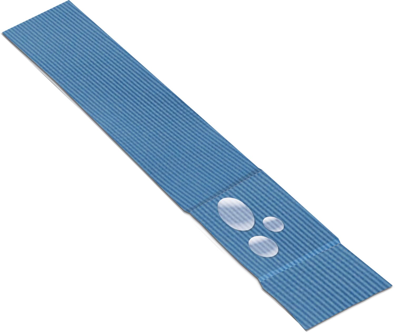 ACTIOMEDIC® X-RAY + AQUATIC Fingerverband, 12 x 2 cm, Pack à 100 Stück}