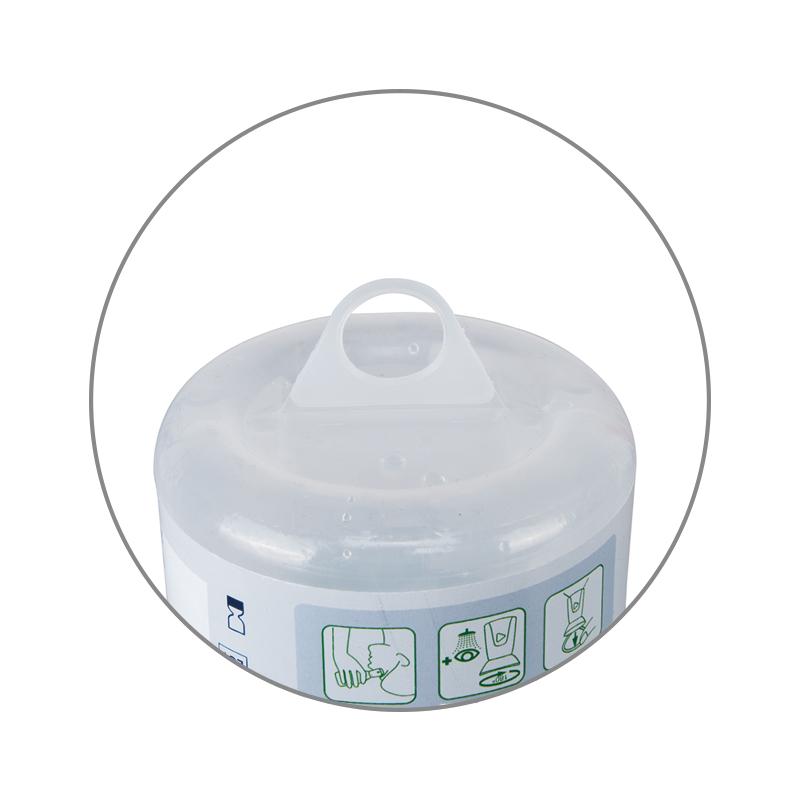 ACTIOMEDIC® Augenspülflasche mit Natriumchloridlösung 0,9%, 500 ml}