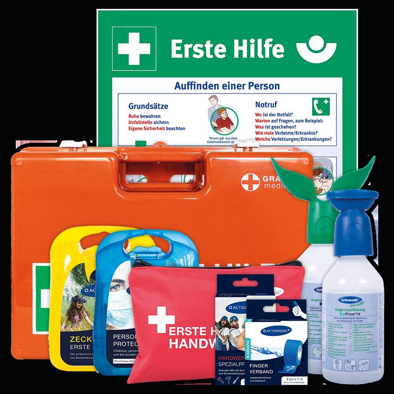 gramm-medical-actiomedic-erste-hilfe-produkte-produktsortiment-eigenmarke